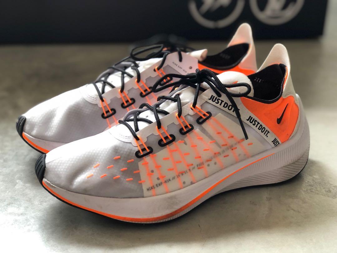 """0e0db1b3558e Nike EXP-X14 """"Just Do It"""" Pack"""