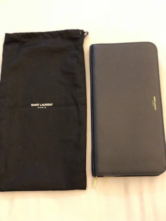 1e47f994a36 Saint laurent ysl travel wallet large, Luxury, Bags & Wallets on ...
