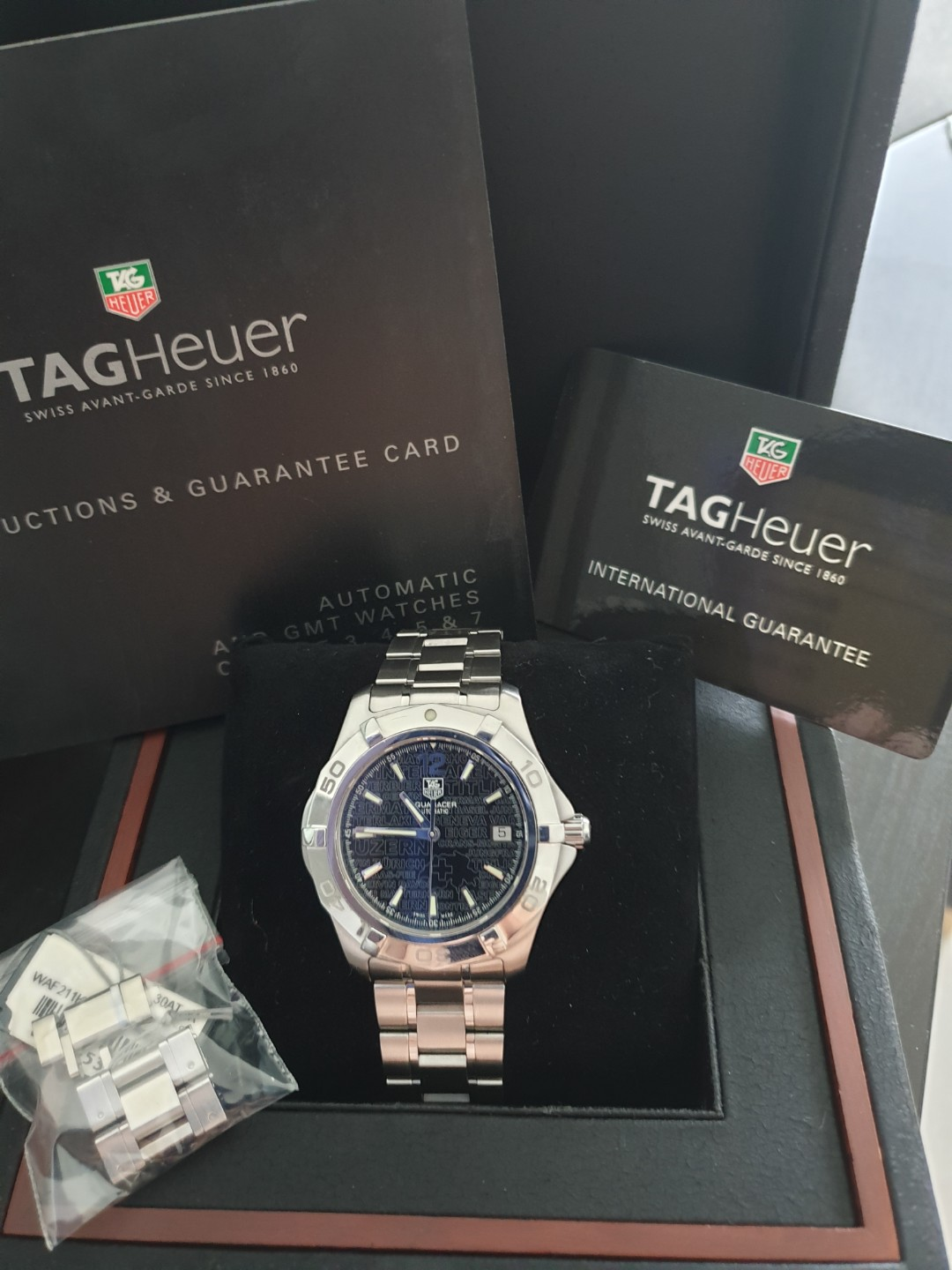 Swiss Tag Heuer Aquaracer Limited Edition