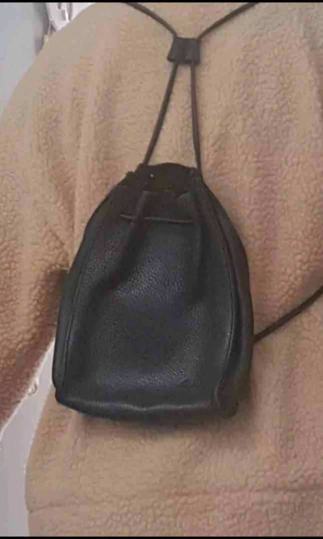 Vintage Guess leather Backpack