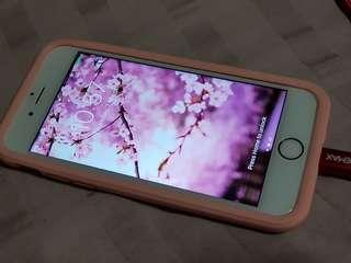 Rose Gold 64Gb IPhone 6S (new battery!)