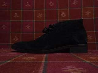 Acuto Genuine Suede Leather Chukka Boots size 10-10.5