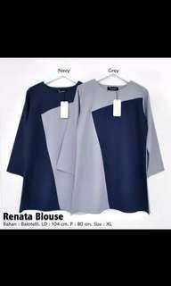 Renata blouse atasan wanita