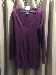 Top purple forever 21