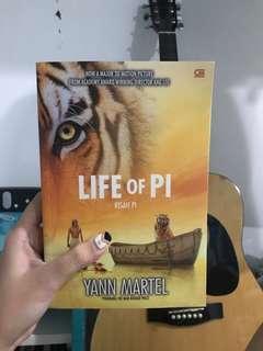 Life of Pie - YANN MARTEL