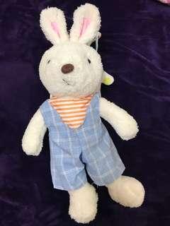 🚚 可愛兔娃娃
