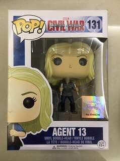 Agent 13 POP (Civil War)