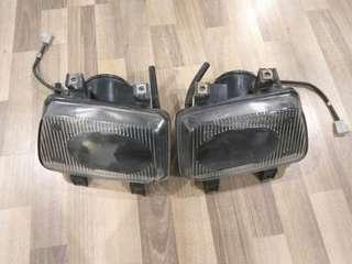 Land Rover Discovery 2 Fog Lamp