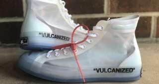 🚚 Converse off white the 10 offwhite鞋 鞋