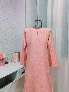 Baju Kurung Riau English Cotton