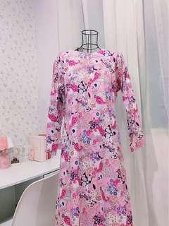 Baju Kurung Cotton Riau