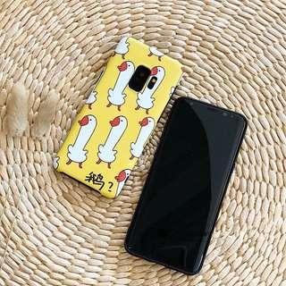 Samsung S9+ Yellow Goose (free ongkir Jabodetabek)