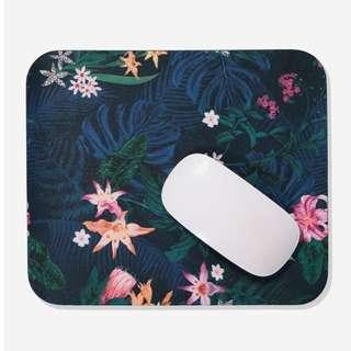 Typo Neoprene Mouse Pad