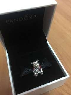 🚚 Pandora Bear Charm