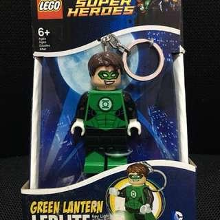 🚚 LEGO key light - Green Lantern ledlite