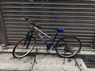 登陸普dunlop 鋁合金26吋18段變速腳踏車