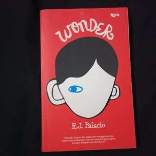 [BAHASA] Wonder by R.J Palacio