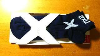 2XU Low Rise Performance Sock XS/S Women