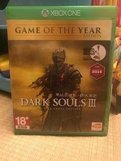 Dark Souls 3 game year edition