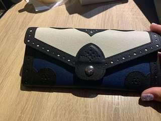 Longchamp wallet 銀包