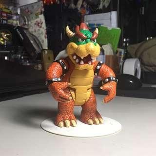 Mario 庫巴 ToyBiz™️1999s 老玩具 瑪利歐