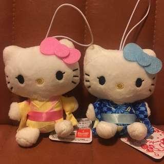 和服👘Hello Kitty