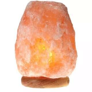 🚚 Himalayan Salt Lamp Home Decor Pure Smoothing Air