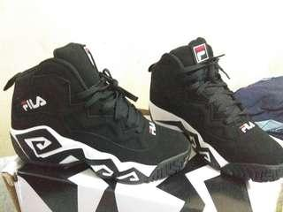 Fila MB Black
