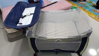 Foldable baby cot NEGOTIABLE PRICE