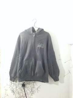 Sweater Hoodie Abu2 Bahan Tebal