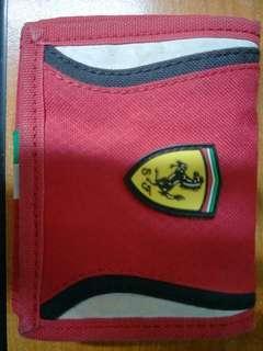 🚚 Puma x Ferrari wallet