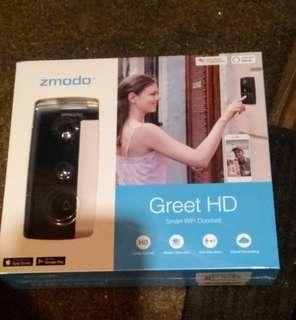 Brand new zmodo wireless security cam
