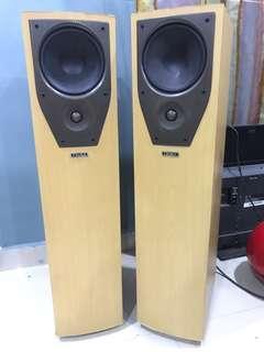 Mission M73 floorstand speaker