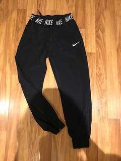 Nike xs joggers