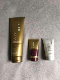 Joico hair care set