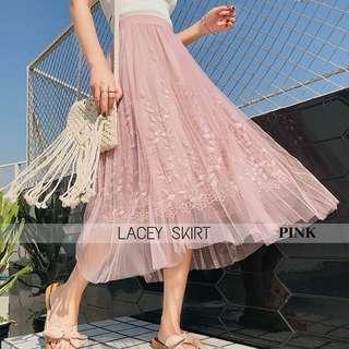 Lacey Skirt (Pinggang Karet)