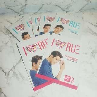I ❤ RUE Korean KWAVE Sheet Masks