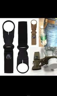 Bottle Clips for Scooters/Bicycles.