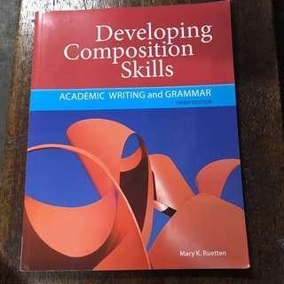 Developing composition skills #我要賣課本