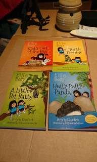 Elly Belly Books 1-5 for sale