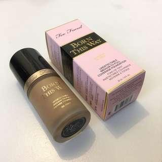 Too faced born this way foundation - sand