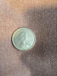 1978 Queen Elizabeth The 2nd $1