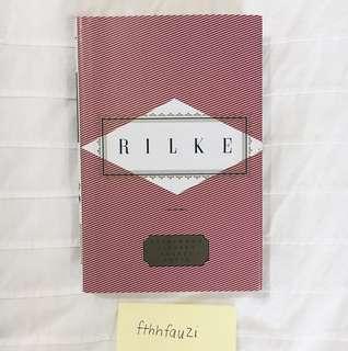 [Poetry] Rainer Rilke - Everyman's Library Pocket Poets
