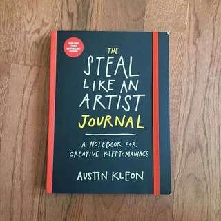 Steal Like an Artist Journal by Austin Kleon