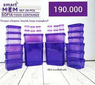 Sofia container set of 28 muraj