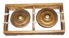 Canang alat muzik tradisional 2 psc