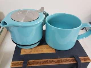 🚚 Tea Maker Mug