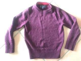 Howick pure wool jumper