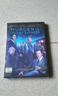 Dvd Murder On The Orient Express.