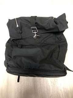 Bagpack to put pockit stroller